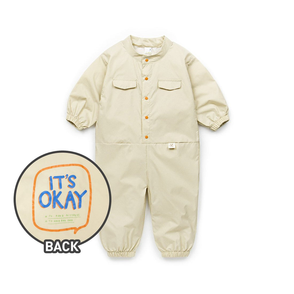 Unisex Art Play Jumpsuit