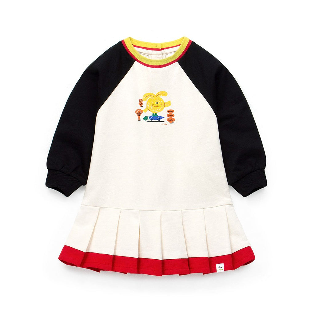 Girls Lucky Frill Dress