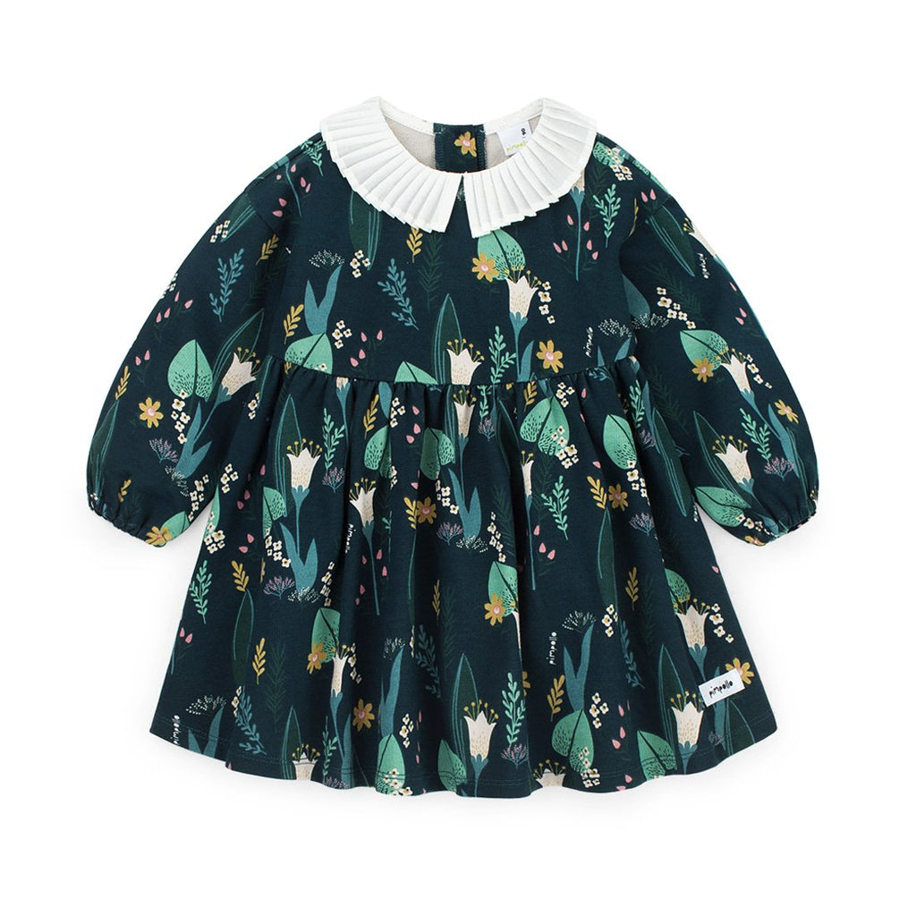 Girls Spring Garden Dress
