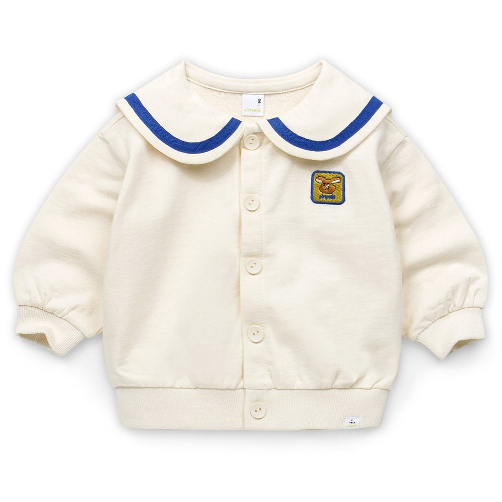 Unisex Pimpollo Sailor Cardigan