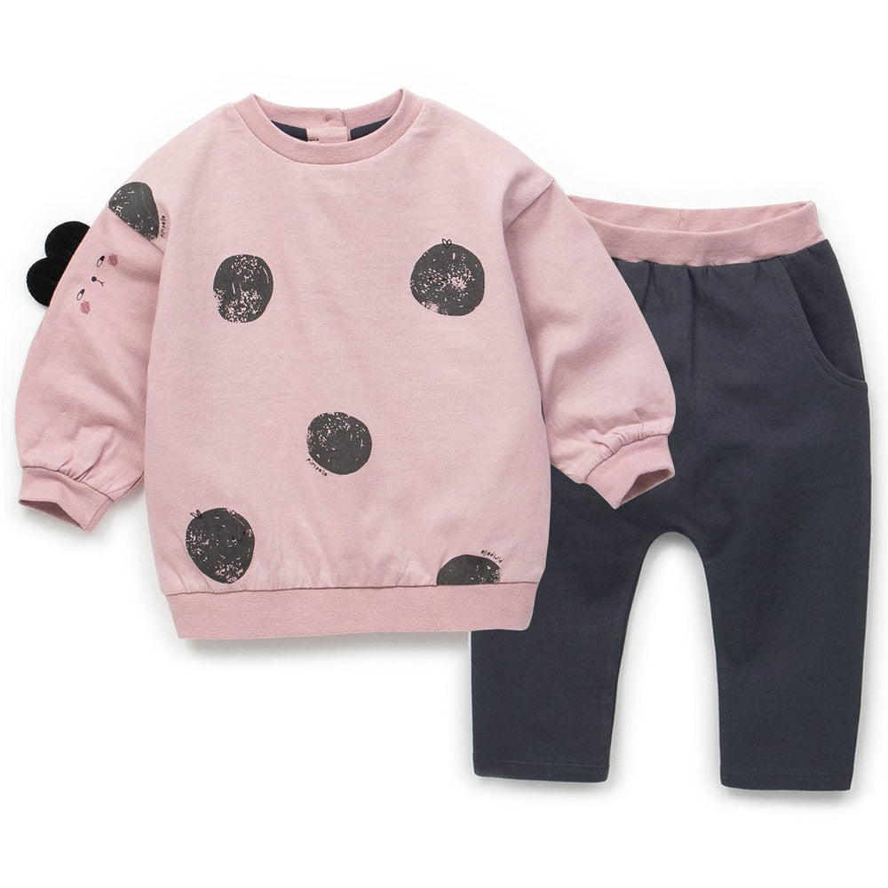 Unisex Peekaboo LS Shirt & Pants Set