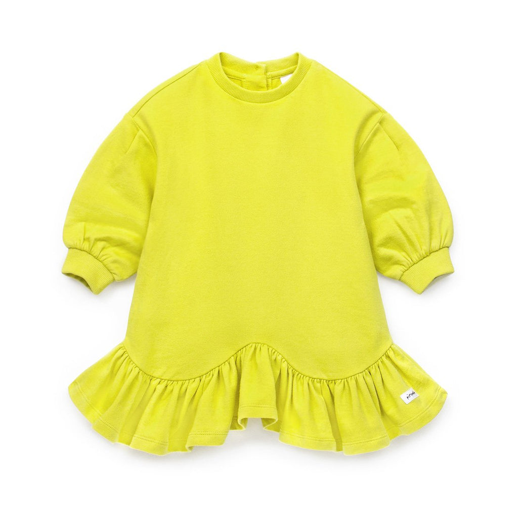 Girls Lala Frill Dress