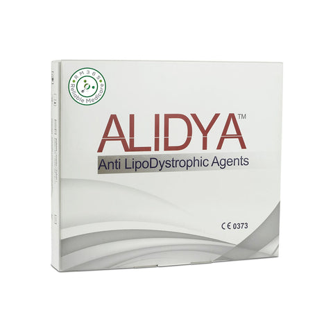 Alidya Anti LipoDystrophic Agents  5 x 10ml