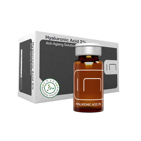 BCN Hyaluronic Acid 2% 5 x 3ml