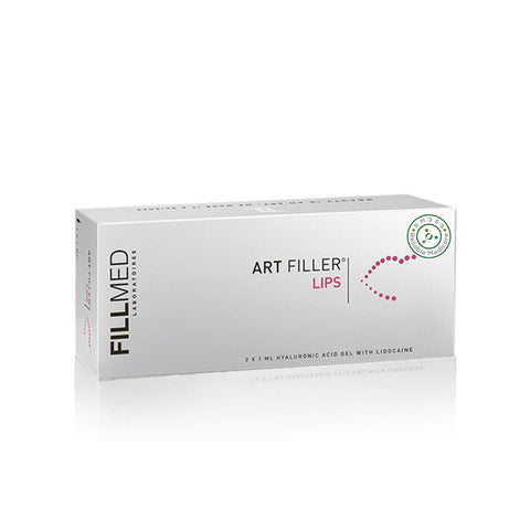 FILLMED Art Filler Lips Lidocaine 2 x 1ml