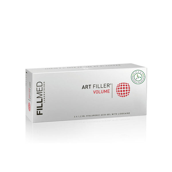FILLMED Art Filler Volume Lidocaine 2 x 1.2ml