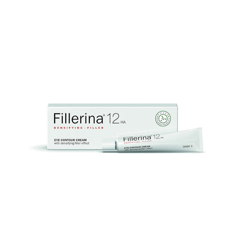 Fillerina 12 Densifying-Filler Eye Contour Cream Grade 3 (1 x 15ml)