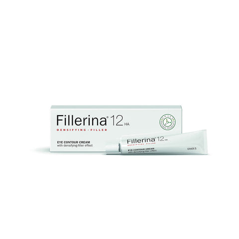 Fillerina 12 Densifying-Filler Eye Contour Cream Grade 5 (1 x 15ml)