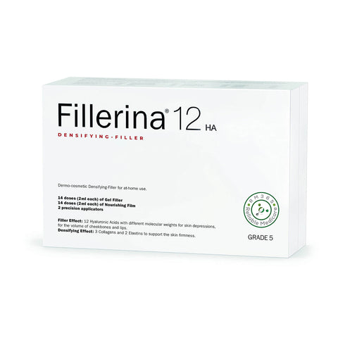 Fillerina 12 Densifying-Filler Intensive Filler Treatment Grade 5 (2 x 30ml)