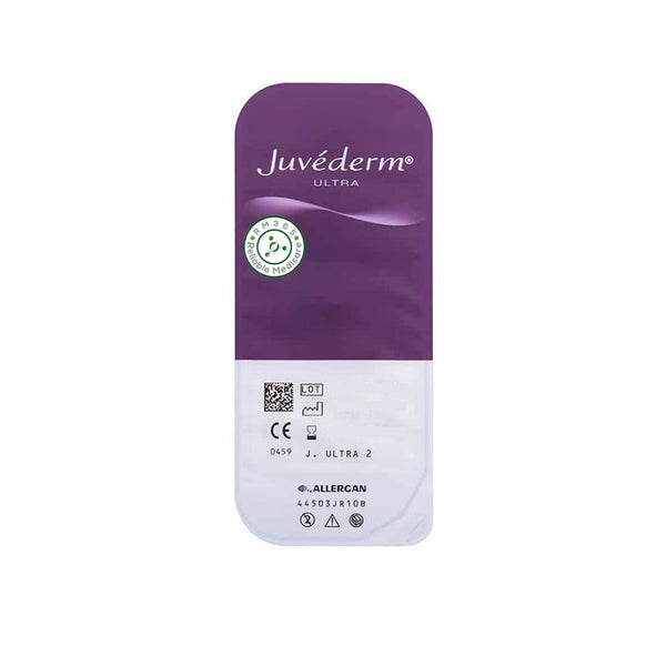 Juvederm Ultra 2 1 x 0.55ml (Single)