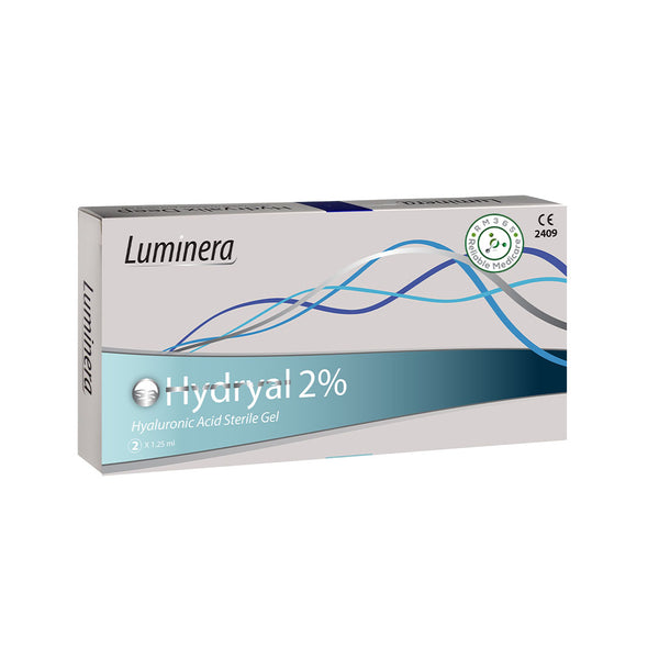 Luminera Hydryal 2%  2 x 1.25ml - Special Offer