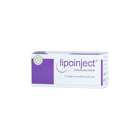 Lipoinject 25G Intralipotherapy Needle - 20 needles x 70ml