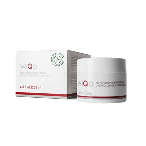 WiQo Anti-Dryness Elasticity-Boosting Body Cream 1 x 200ml