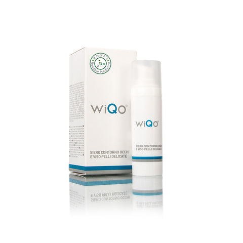 WiQo Eye Contour And Facial Serum For Delicate Skin 1 x 30ml