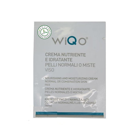 WiQo Nourishing and Moisturising Cream Normal or Combination Skin (Sample)