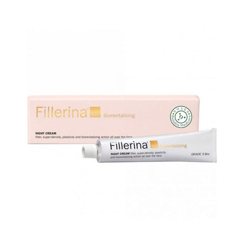 Fillerina 932 Bio-Revitalising Night Cream Grade 5 1 x 15ml