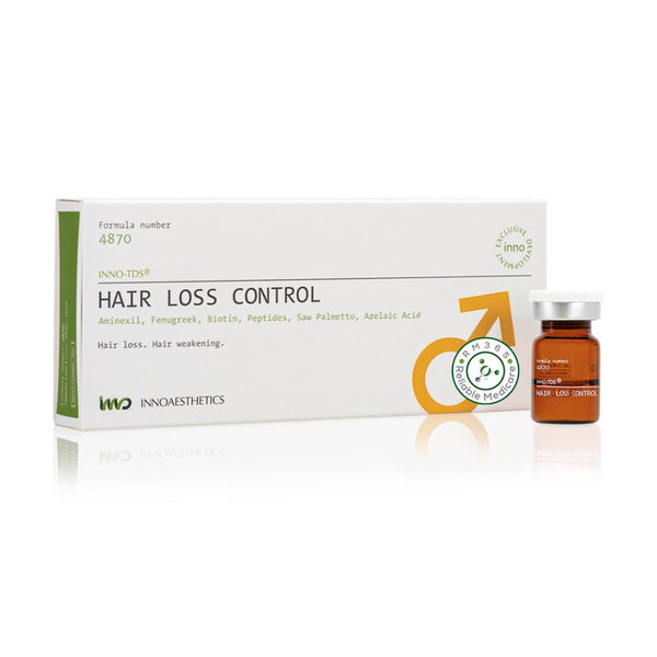 INNO-TDS Hair Loss Control 4 x 2.5ml