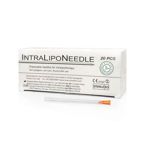 Intraliponeedle (25g, 70mm) (1 x 20)