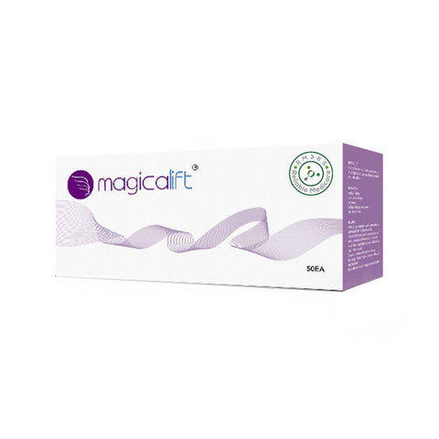 Magicalift Disposable Needle + Cannula 50EA - 25G x 50mm