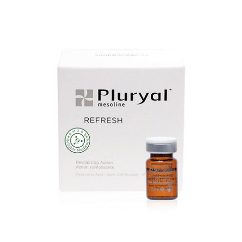 Pluryal Mesoline Refresh 5 x 5ml