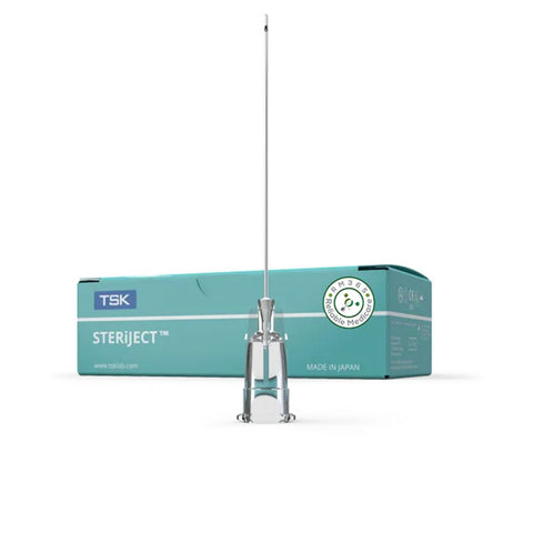 TSK Steriject CSH cannula 22G x 70mm