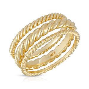 Rope Eternity Band