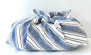 Nantucket Blue, Bento Bag