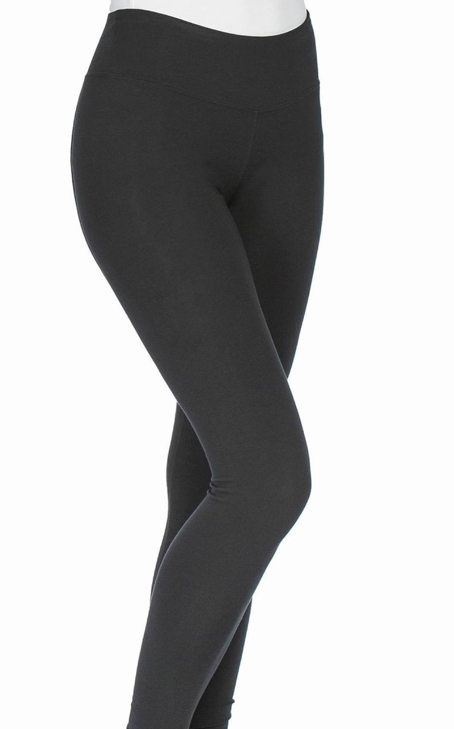 Back Seam Legging