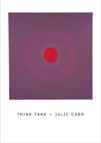 Think Tank by Julie Carr