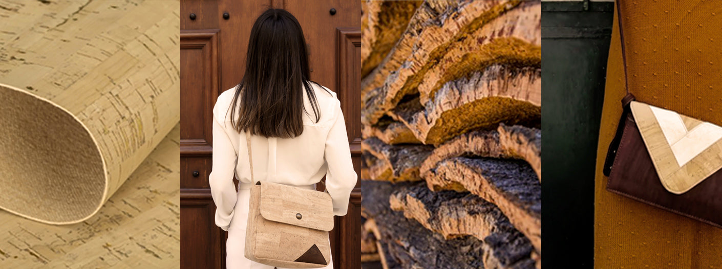 We are taking a small step in the ethical and sustainable fashion industry by providing an eco-conscious alternative for leather. The material is not only just animal friendly but is also extremely functional.  Cork Element aims to promote sustainable fashion consumption by promoting quality natural fashion accessories.