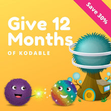 Load image into Gallery viewer, Kodable for Parents - 12 Month Membership