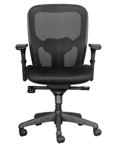 ACTIV ergonomic office chair with mesh backrest