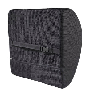 Lumbar support cushion for back pain relief