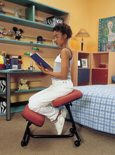 Load image into Gallery viewer, Girl using Wellback kneeling chair