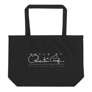 Style by Crisp Large organic tote bag