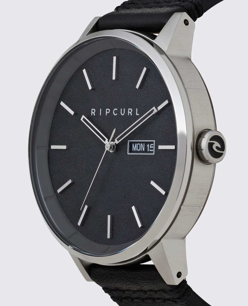 Rip Curl Detroit Leather Watch