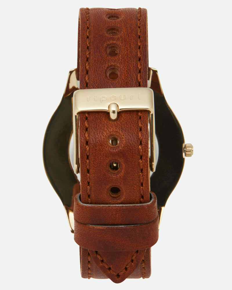 Rip Curl Supreme Slim Leather Watch