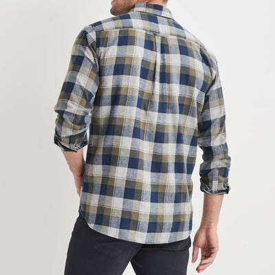 Blazer Rufus Check Shirt (5092816519305)