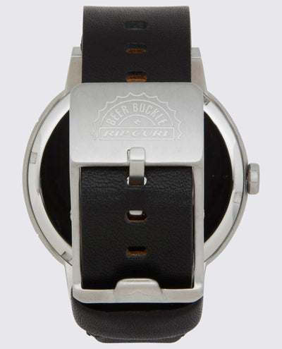 Rip Curl Detroit Leather Watch (4619345002633)