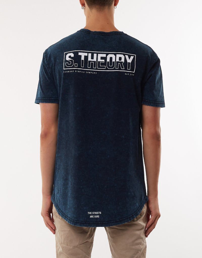 Silent Theory Spray Scoop Tee (5756531835038)