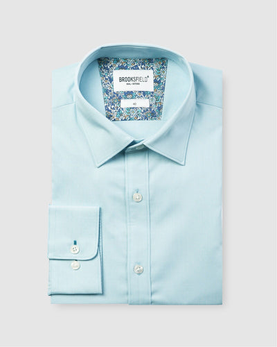 Brooksfield Career Floating Doddy Shirt (4498821972105)