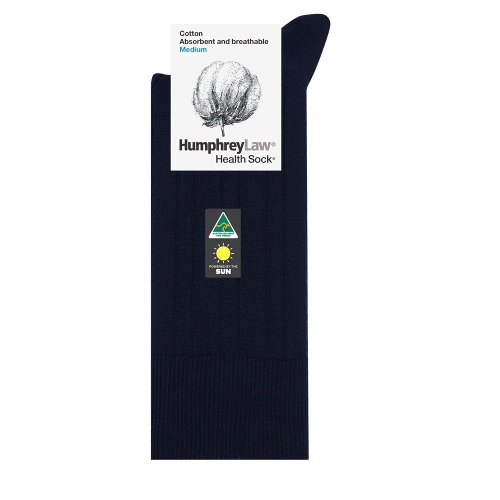 Humphrey Law Pure Cotton Sock (4497835950217)