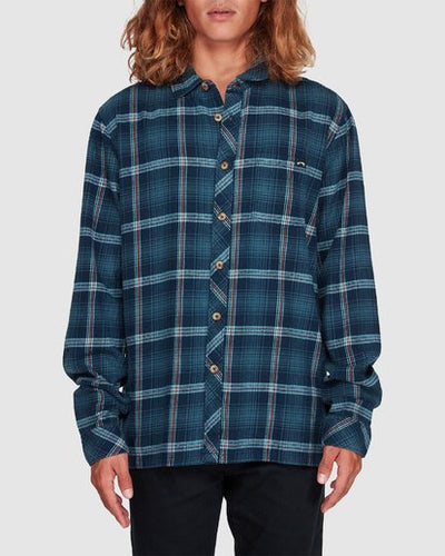 Billabong Wave Wash Flannel (4628448772233)