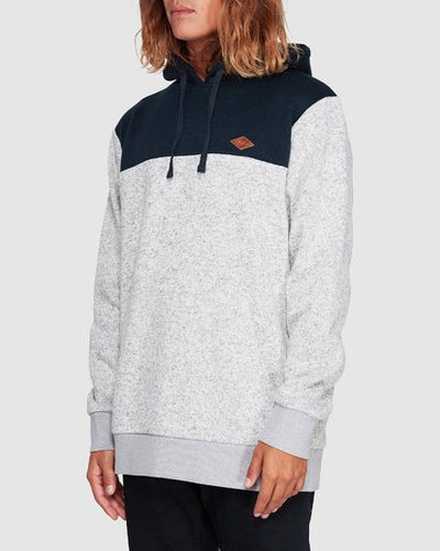 Billabong Mixed Revolt Pop Hood