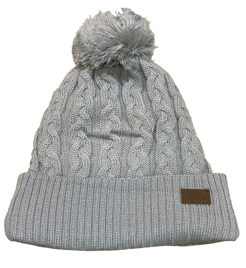 Anticorp Ladies Cable Lined Beanie
