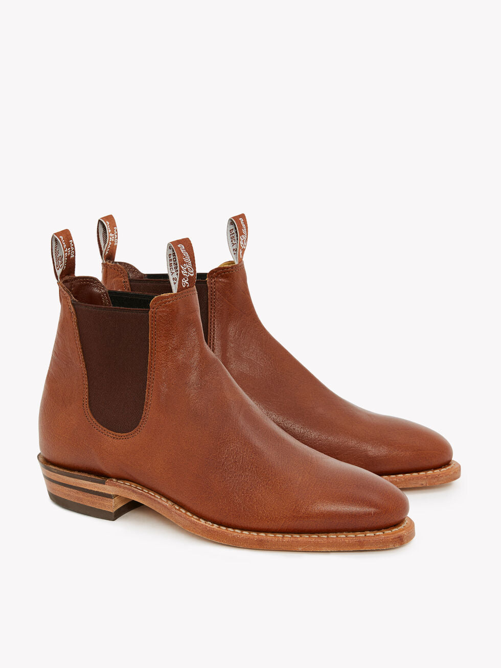 RM Williams Adelaide Kangaroo Boot (4498592170121)