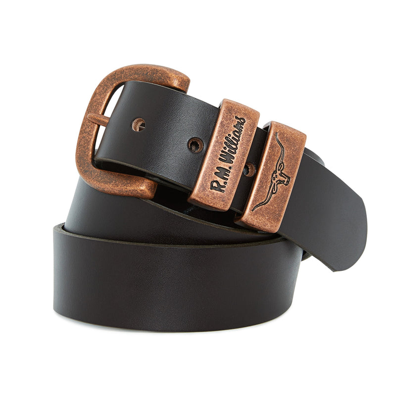 RM Williams Drover Anniversary Belt