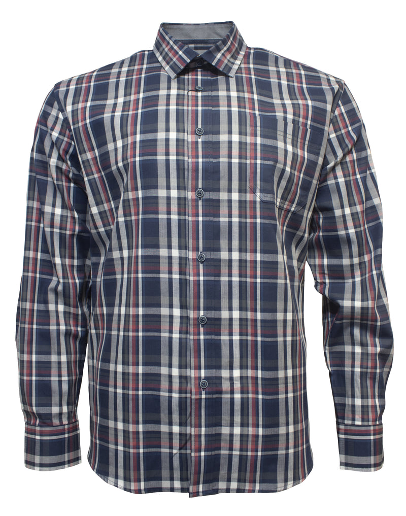 Back Bay Checked Shirt (5372020228254)