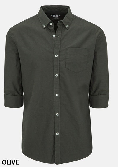 Connor Chapman Slim Casual Shirt (4498649612425)
