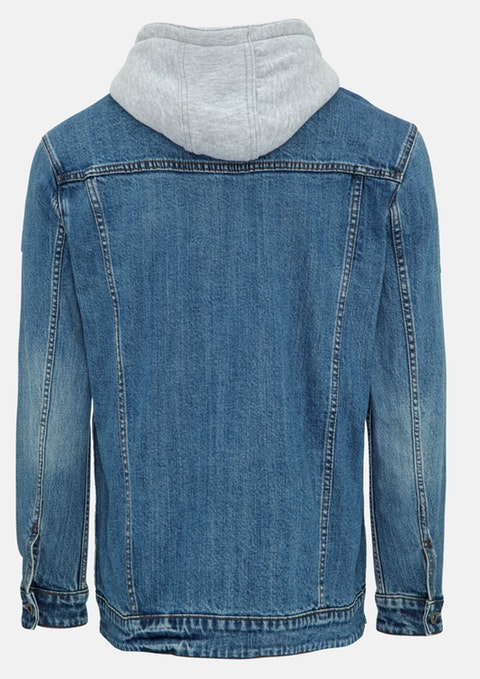 Connor Karter Denim Jacket